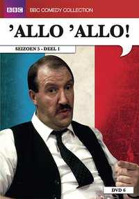 Allo Allo - Seizoen 5 / Deel 1-DVD