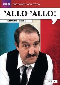 Allo Allo - Seizoen 6 / Deel 1-DVD