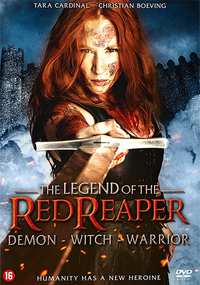 Legend Of The Red Reaper-DVD