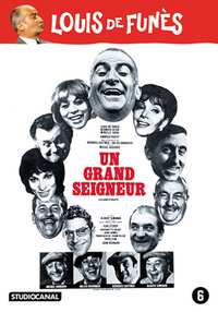 Un Grand Seigneur-DVD