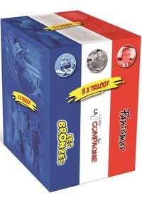 3X Trilogy-DVD