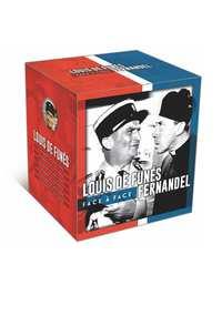 Louis De Funes & Fernandel - Back To Back Box-DVD
