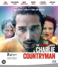 Necessary Death Of Charlie Countryman-Blu-Ray