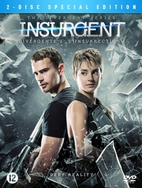 Insurgent (Special Edition)-DVD