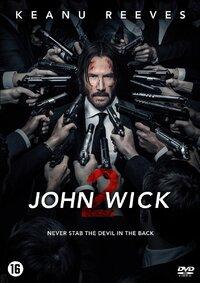 John Wick 2-DVD
