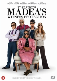 Madea's Witness Protection-DVD