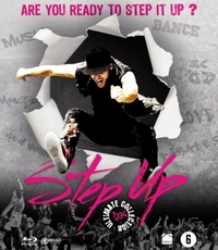 Step Up 1-4-Blu-Ray