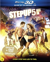 Step Up 5: All In (3D & 2D Blu-Ray)-3D Blu-Ray