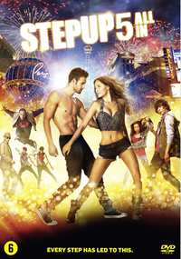 Step Up 5: All In-DVD