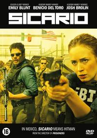 Sicario-DVD