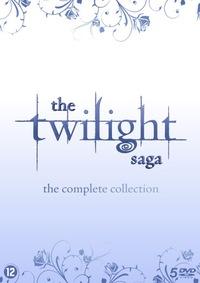 Twilight Saga - Complete Collection-DVD