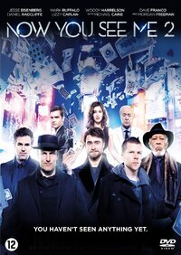 Now You See Me 2-DVD