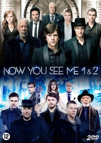 Now You See Me 1&2-DVD