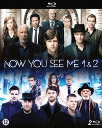 Now You See Me 1&2-Blu-Ray