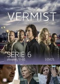 Vermist - Seizoen 6-DVD