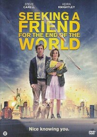 Seeking A Friend For The End Of The World-DVD