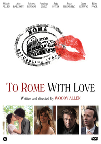 To Rome With Love-DVD