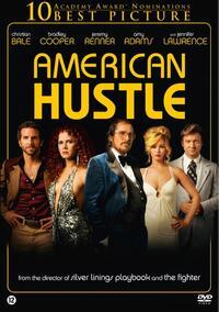 American Hustle DVD-DVD