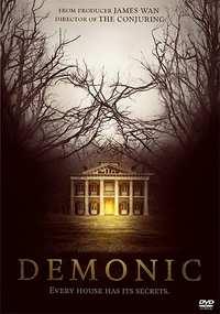 Demonic-DVD