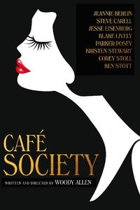 Cafe Society-DVD