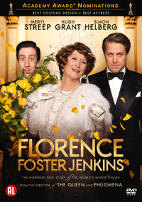 Florence Foster Jenkins-DVD