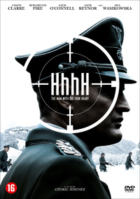 HHHH - The Man With The Iron Heart-DVD