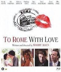 To Rome With Love-Blu-Ray