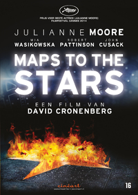 Maps To The Stars-DVD