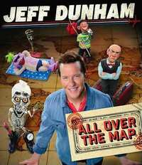 Jeff Dunham - All Over The Map-Blu-Ray