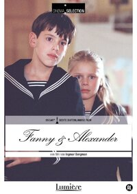 Fanny & Alexander (Restored Version)-DVD