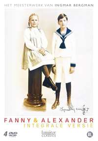 Fanny & Alexander Box-DVD
