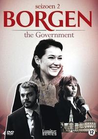 Borgen - The Government Seizoen 2-DVD