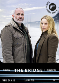 The Bridge - Seizoen 2-DVD