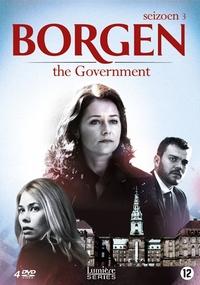 Borgen - The Government Seizoen 3-DVD