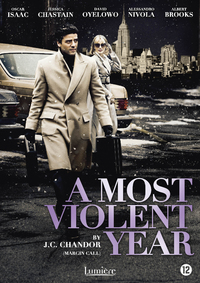 Most Violent Year-DVD