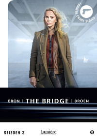 The Bridge - Seizoen 3-DVD