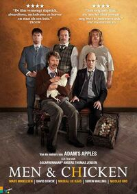 Men & Chicken-DVD