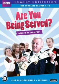 Are You Being Served? (Wordt U Al Geholpen?) - Complete Collection-DVD