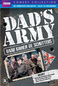 Dads Army (Daar Komen De Schutters) - Complete Collection-DVD