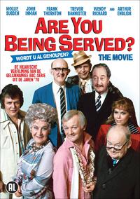 Are You Being Served? (Wordt U Al Geholpen?) - De Film-DVD