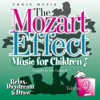 Music For Children 2. Mozart Effect-Don Campbell-CD