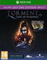 Torment - Tides Of Numenera (Day One Edition)-Microsoft XBox One