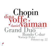 Grand Duo-Dina Vaiman, Dina Yoffe-CD