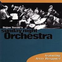 Sunday Night Orchestra-Dejan Terzic's-CD