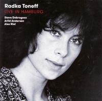 Live In Hamburg-Radka Toneff-CD
