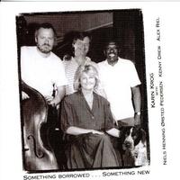 Something Borrowed-Karin Krog-CD