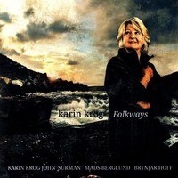 Folkways-Karin Krog-CD