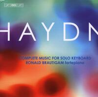 Haydn - Complete Music For Solo Keyboard-Ronald Brautigam-CD