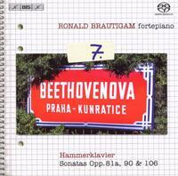 Beethoven - CPL Solo Pno 7-Ronald Brautigam-CD