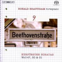 Beethoven - CPL Solo Pno 9-Ronald Brautigam-CD